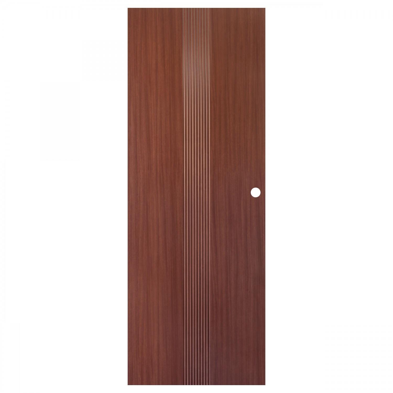 Transitional Brown Interior Door M 34