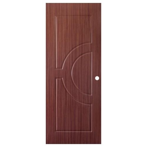 Transitional Brown Interior Door EE-048