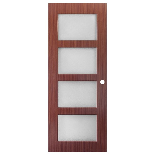 Transitional Brown Interior Door EE-055G