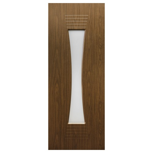 Modern Brown Interior Door M-61