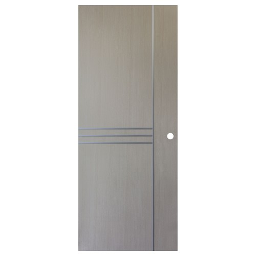 Transitional Creme Interior Door EE-124