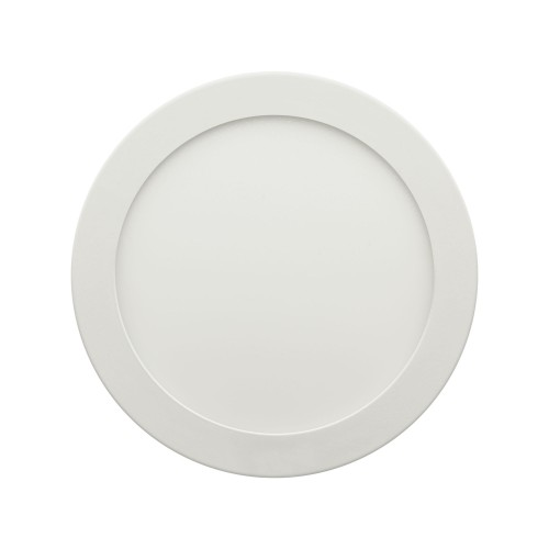 """Ultra Slim Modern Round LED Light 4 3/4""""W Cool White 6 W Not Dimmable"""