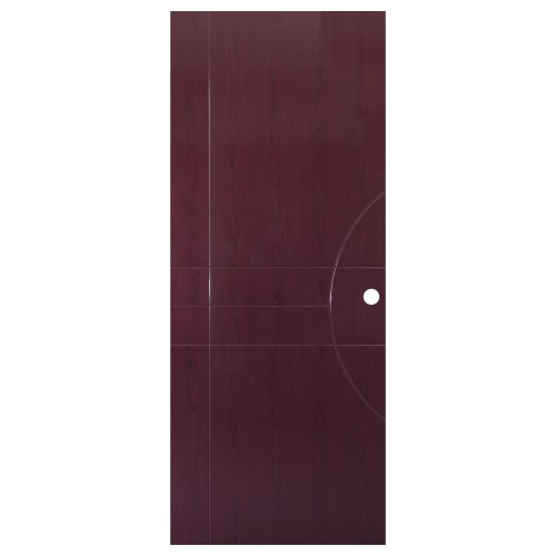 Transitional Cherry Interior Door EE-066