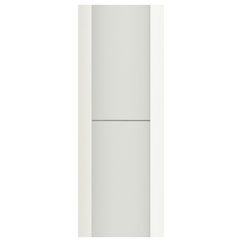 Modern White Interior Door TRIPLEX