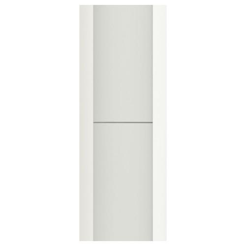 Modern White Interior Door TRIPLEX