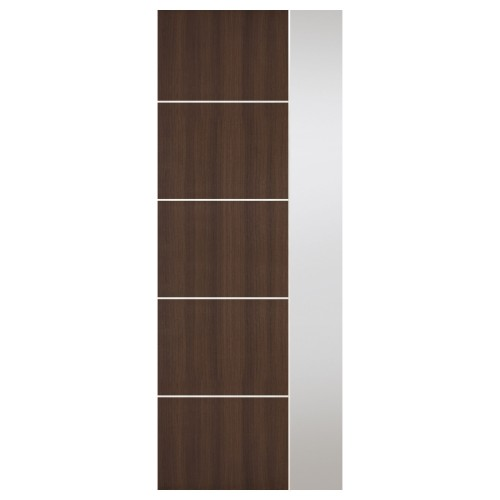 Modern Brown Interior Door EE-14