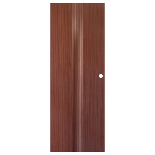Transitional Brown Interior Door M-34