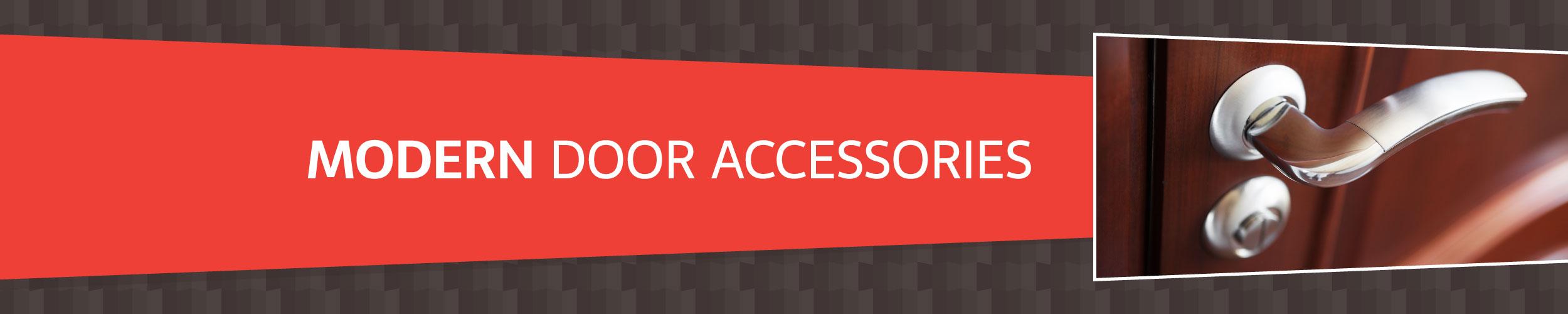 Modern Door Accessories